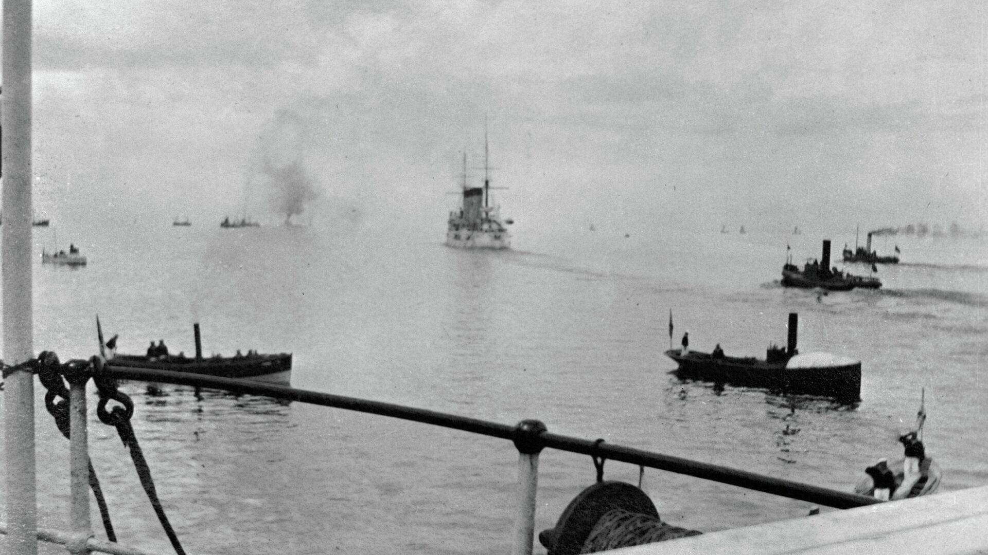 Тихоокеанская эскадра - РИА Новости, 1920, 27.05.2021
