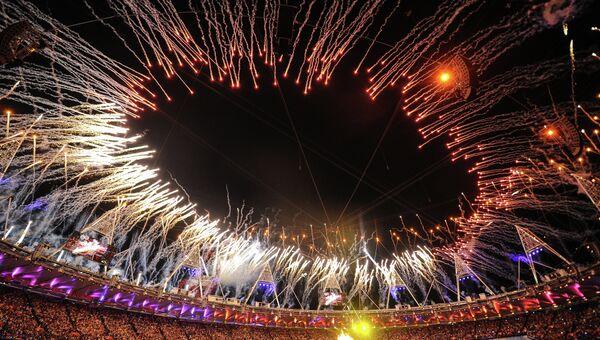 ОИ - 2012. Церемония открытия