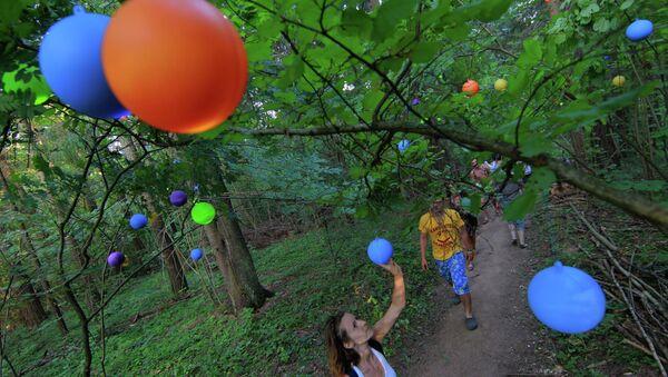Фестиваль Архстояние 2012. Лето