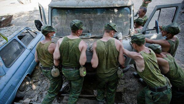Ситуация в Крымске