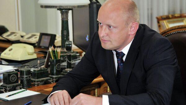 Глава Федерального агентства по делам молодежи Сергей Белоконев, архивное фото