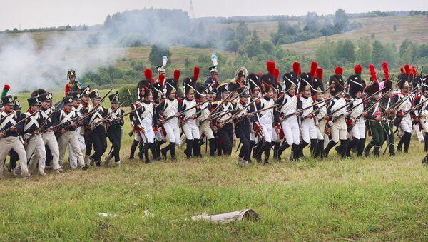 Сражение под Красным в ноябре 1812 года