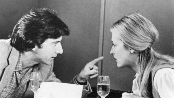 Дастин Хоффман и Мерил Стрип в фильме Крамер против Крамера (Kramer vs. Kramer), 1979
