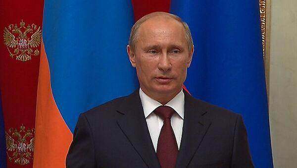 Путин о подготовке Генштаба РФ к событиям августа 2008 года