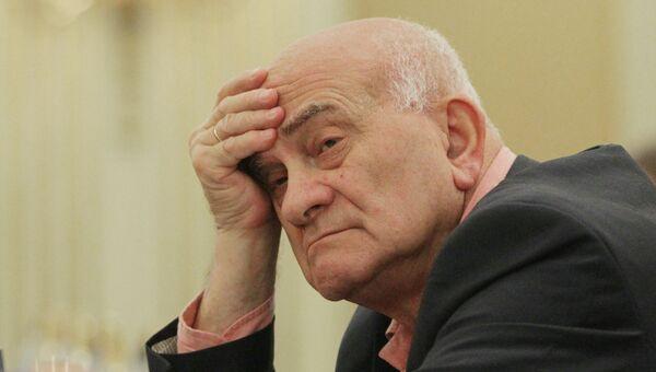 Научный руководитель Высшей школы экономики Евгений Ясин