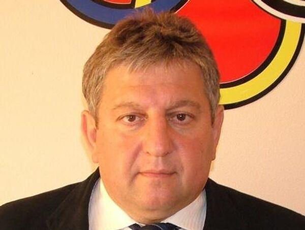 Экс-министр спорта Камчатского края Виктор Кравченко. Архив