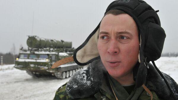 Зенитно-ракетная бригада. Архивное фото