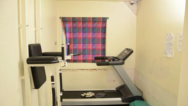 Камера в тюрьме Ила в Норвегии, где, скорее всего, будет содержаться Андерс Брейвик