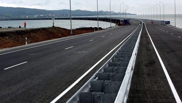 Строительные объекты к саммиту АТЭС-2012 во Владивостоке
