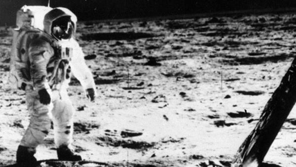 Маленький шаг Нила Армстронга. Архивные кадры