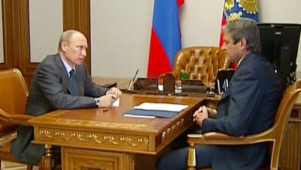 Путин объяснил, почему Новомихайловскому помогут так же, как Крымску