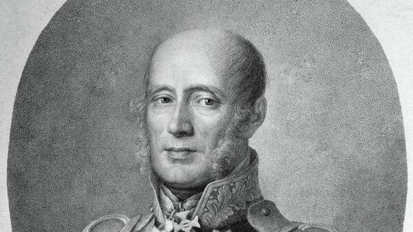 Русский полководец Михаил Богданович Барклай де Толли