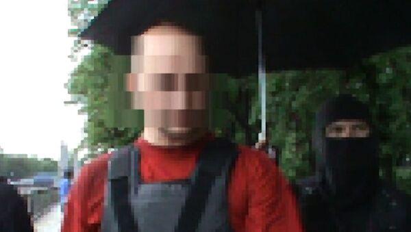 Обвиняемый по делу о терактах на Украине показал, куда заложил взрывчатку