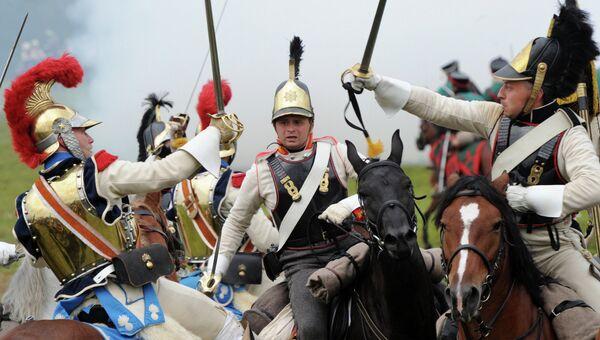 Военно-исторический праздник День Бородина