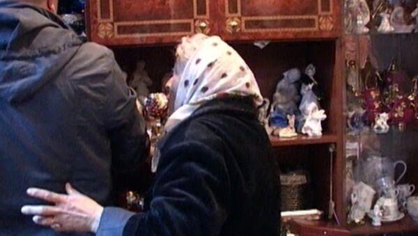 Хозяйка дома, где нашли героин, мешала полицейским проводить обыск