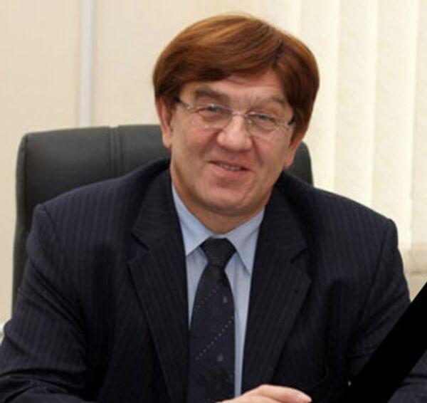 Ректор Санкт-Петербургского государственного университета сервиса и экономики (СПбГУСЭ) Александр Викторов