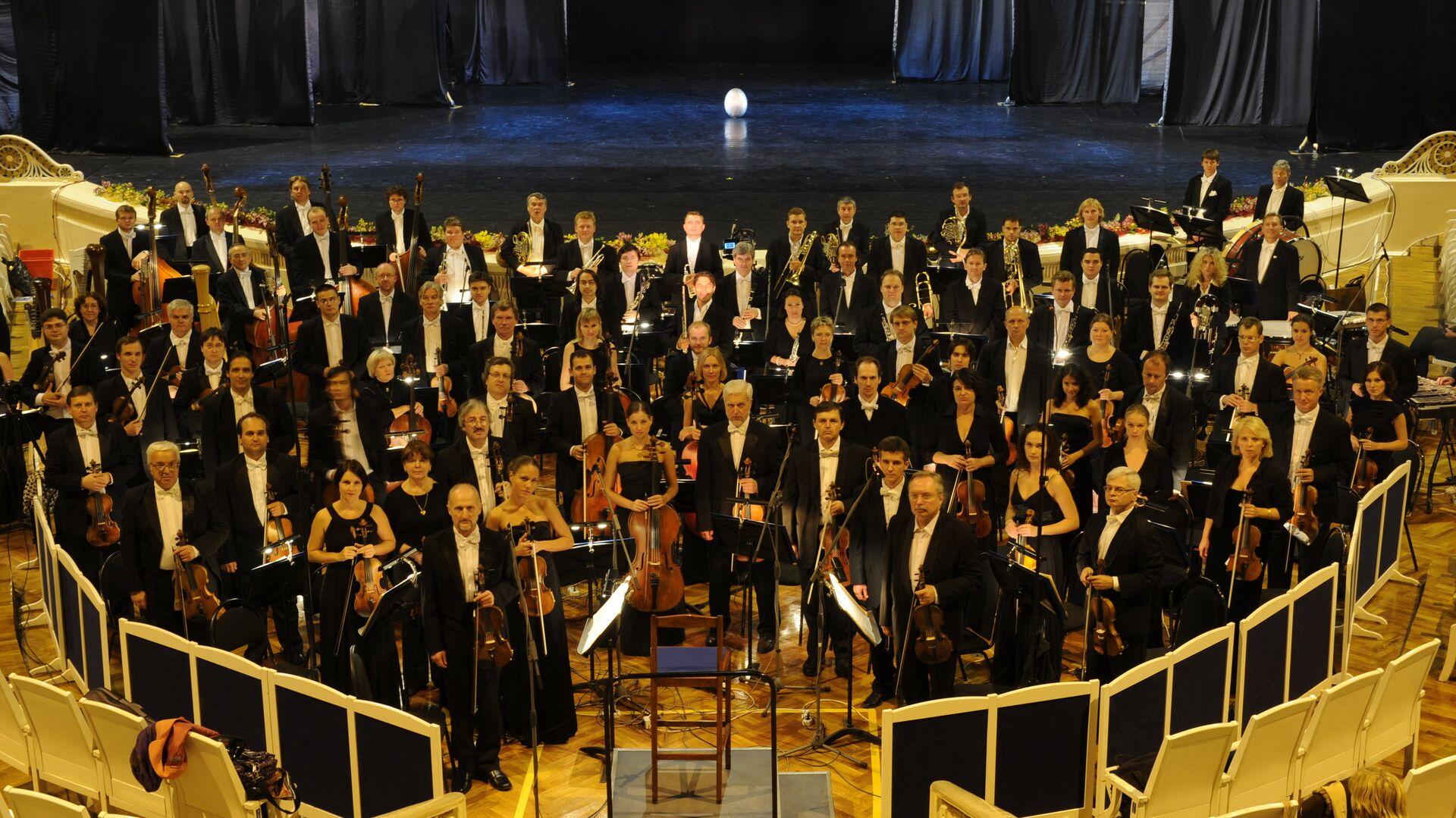 Открытие Большого фестиваля Российского национального оркестра - РИА Новости, 1920, 07.09.2020