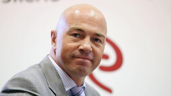 Генеральный директор издательства Эксмо Олег Новиков