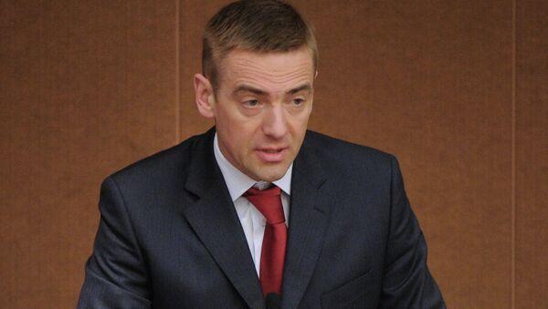 Заместитель министра юстиции РФ Виктор Евтухов
