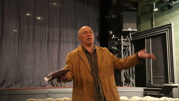 Художественный руководитель Московского драматического театра имени Станиславского Валерий Белякович. Архивное фото