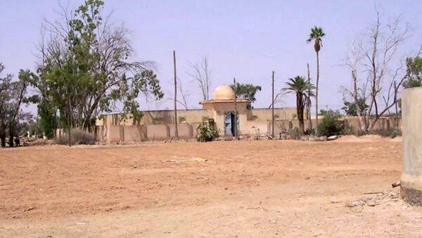 Эль-Азизия (Ливия), где в 1922 году был зафиксирован отмененный рекорд самой высокой температуры