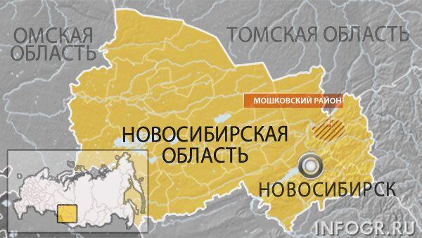 Мошковский район Новосибирской области