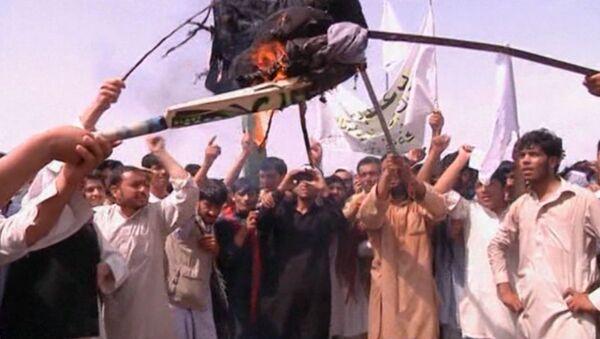 Акции протеста в Австралии, Афганистане и Египте из-за фильма о пророке