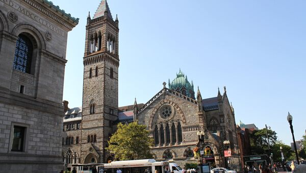 Бостон, архивное фото