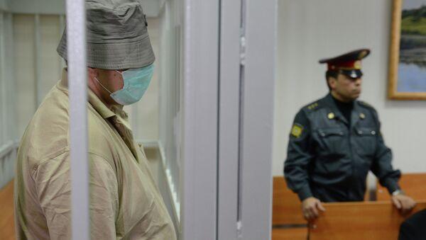 Слушания уголовного дела в отношении Игоря Кондратьева (Константина Крестова)