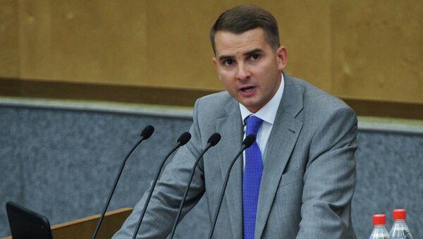 Председатель комитета ГД по делам общественных объединений и религиозных организаций Ярослав Нилов