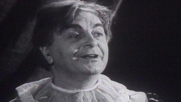 Юрий Любимов в роли Мольера. Фрагмент телеспектакля 1973 года