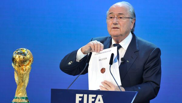 Выборы стран-организаторов Чемпионатов Мира по футболу 2018/2022