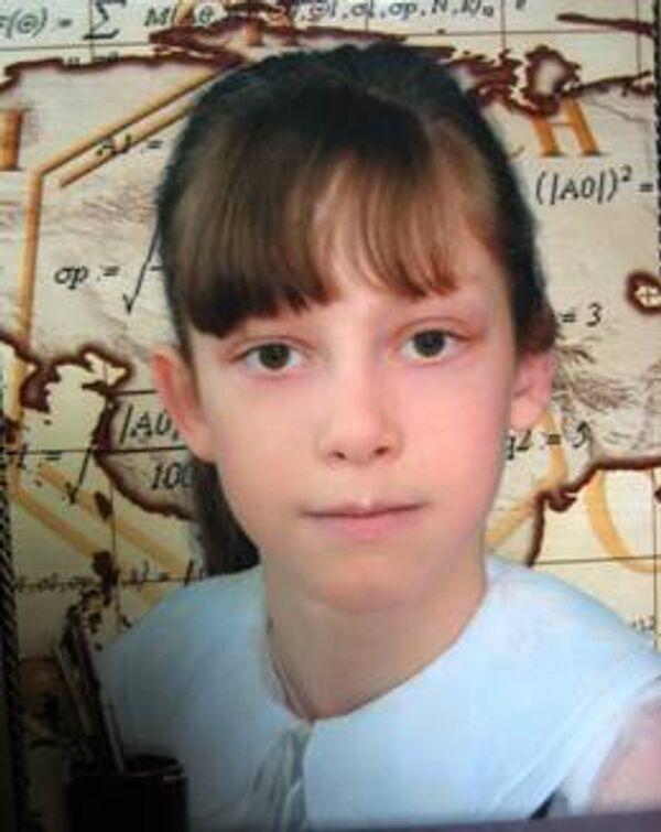 Валерия Устименко, пропавшая в Брянской области