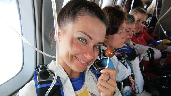 Скончалась российская парашютистка Ирина Синицына