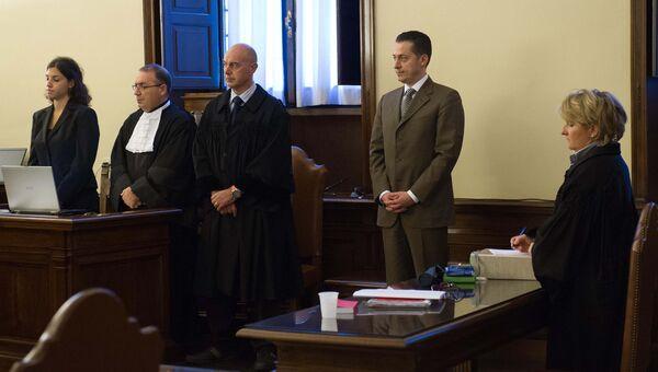 Суд над бывшим камердинером Папы Римского