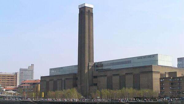 Галерея современного искусства в Лондоне Тейт Модерн