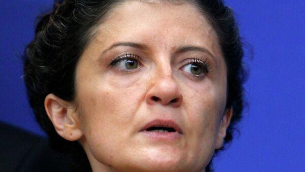 Министр юстиции Грузии Тея Цулукиани