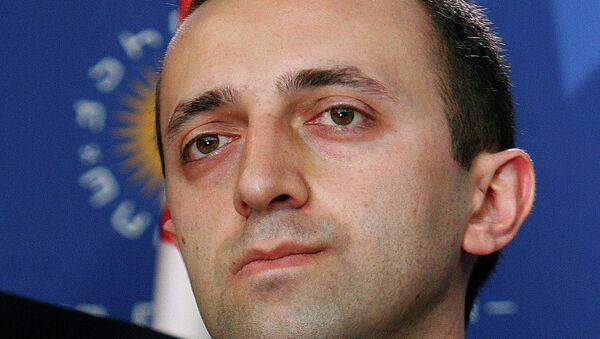 Ираклий Гарибашвили, архивное фото