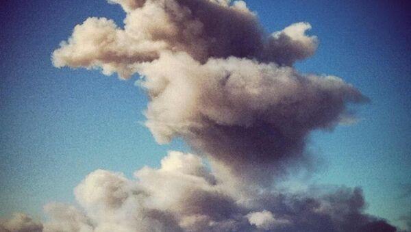 Взрыв под Оренбургом