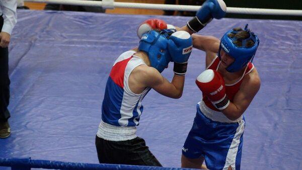 Боксерский турнир памяти Василия Кудрявцева завершился в Иванове