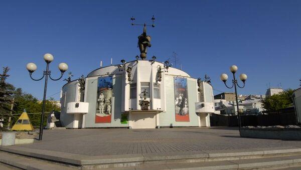 Театр Уголок дедушки Дурова. Архивное фото