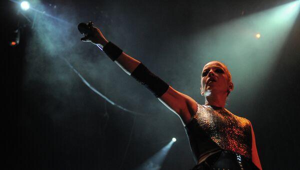 Концерт рок-группы Garbage в Москве. Архивное фото