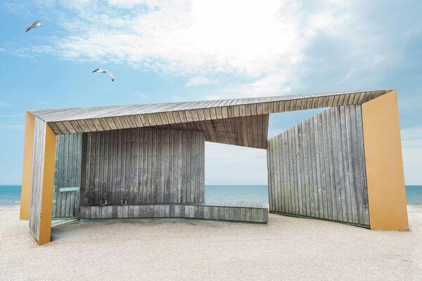 Adam Regan. Работа финалиста конкурса The Art of Building