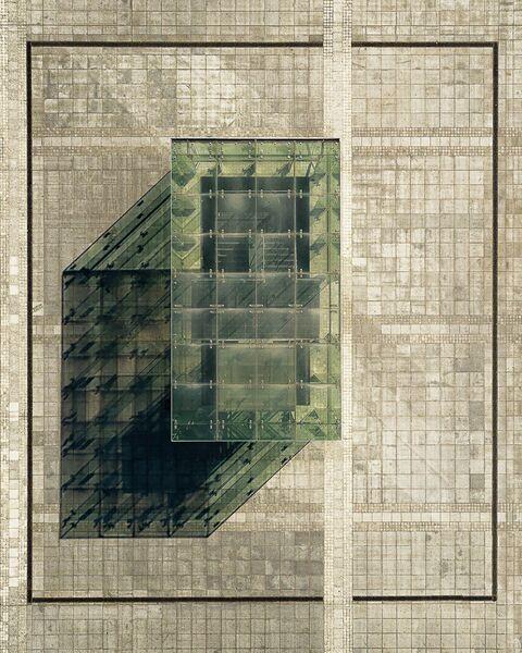 Grzegorz Tatar. Работа финалиста конкурса The Art of Building