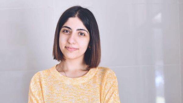 оставшаяся в Ухане во время эпидемии российская студентка Манэ Шашикян