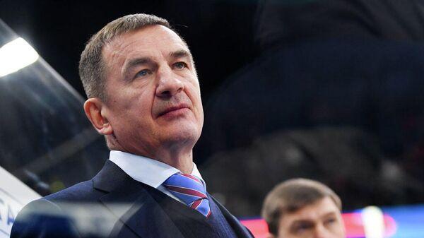 Брагин высказался о совмещении постов в сборной России и СКА