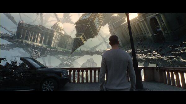 Кадр из фильма Кома