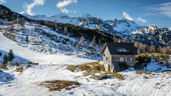 Горнолыжный курорт Вогель в Словении