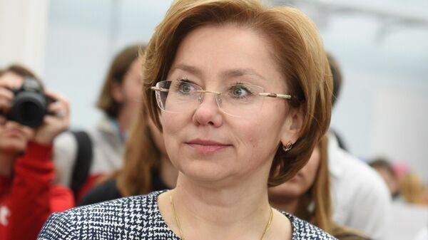 Заместитель министра культуры РФ Ольга Ярилова