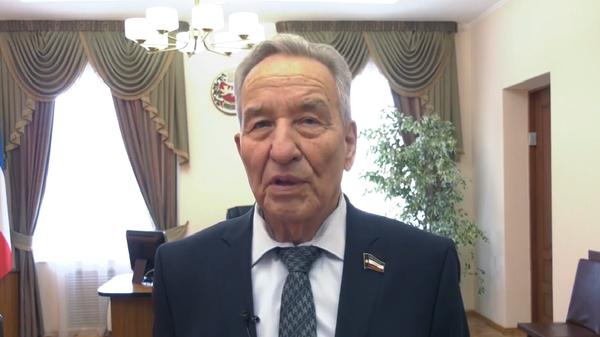 Видеообращение Владимира Штыгашева
